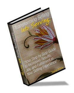 Transform Selling into Serving